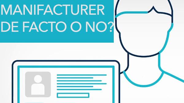 Manufacturer de facto o no? Il punto di Carlotta Mattioli