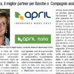 April Italia, il miglior partner per Banche e  Compagnie assicurative